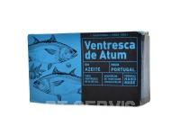 Tuňákové Ventresca filety v oliv. oleji 120g