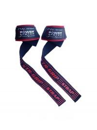 Trhačky XTR Grip straps red 3430