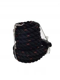 posilovací lano battle rope 4047