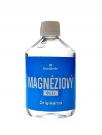 Transdermální Magnéziový olej 500 ml