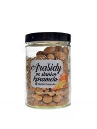 Arašídy ve slaném karamelu Mamadomischa 300g