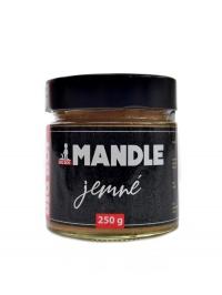 Mandlový krém 250 g Almond butter smooth
