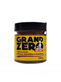 Grand zero s tmavou čokoládou a banánem 250 g