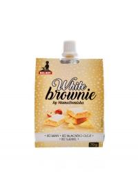 Kapesní balení white brownie 70g
