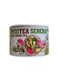 Mixitea Zelený čaj senza broskev 65g