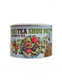 Mixitea Bílý čaj showman malina 40g