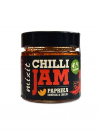 Sweet chilli jam paprika skořice chilli 190g