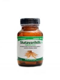 Shatavarahills 60 vege kapslí