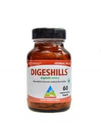 Digeshills 60 vege kapslí
