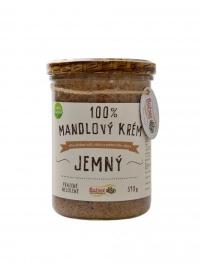 100% mandlový krém jemný 390 g