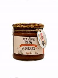 Arašídový krém s čokoládou 190 g