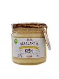100% makadamový krém 190 g