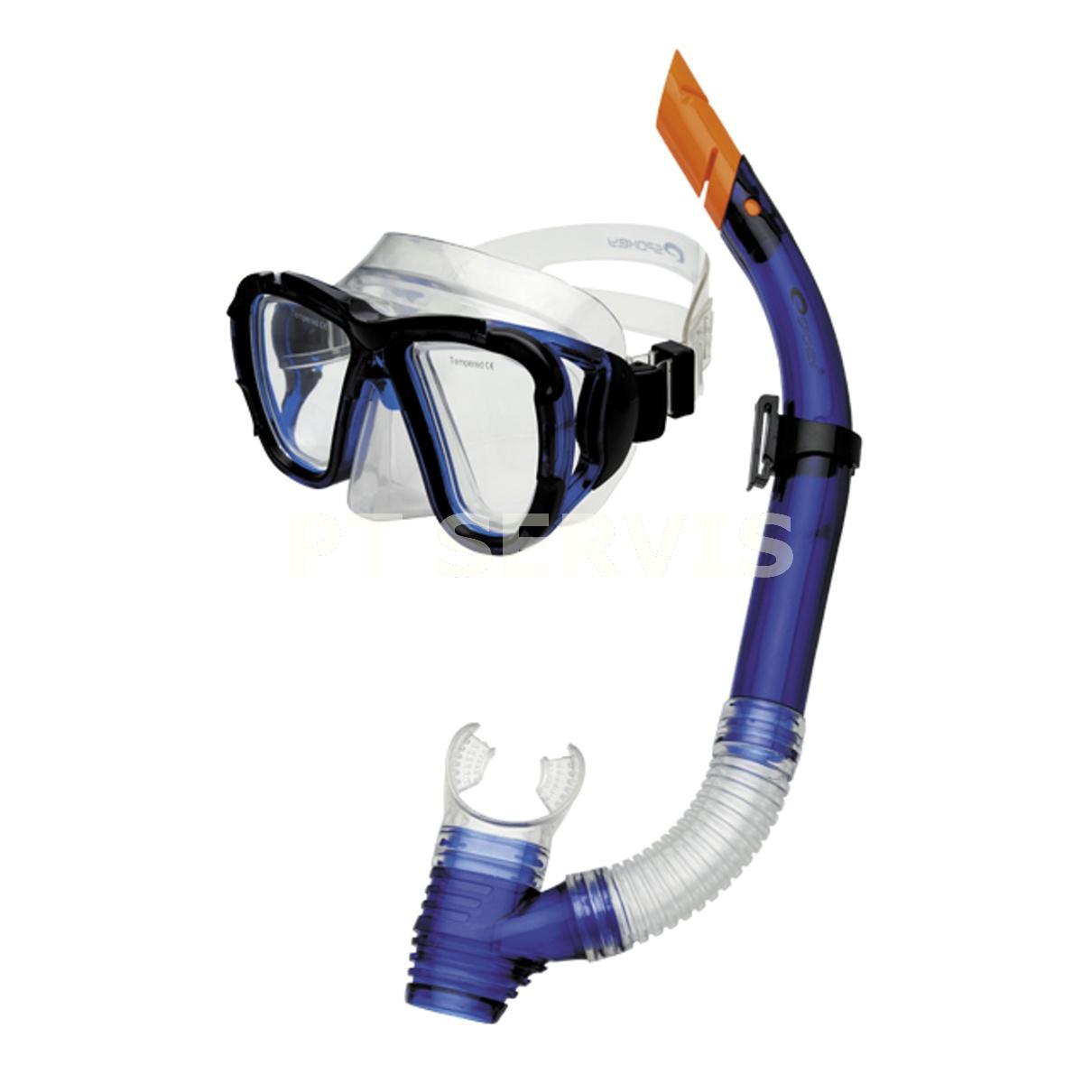 Coral Junior potápěčké brýle + šnorchl