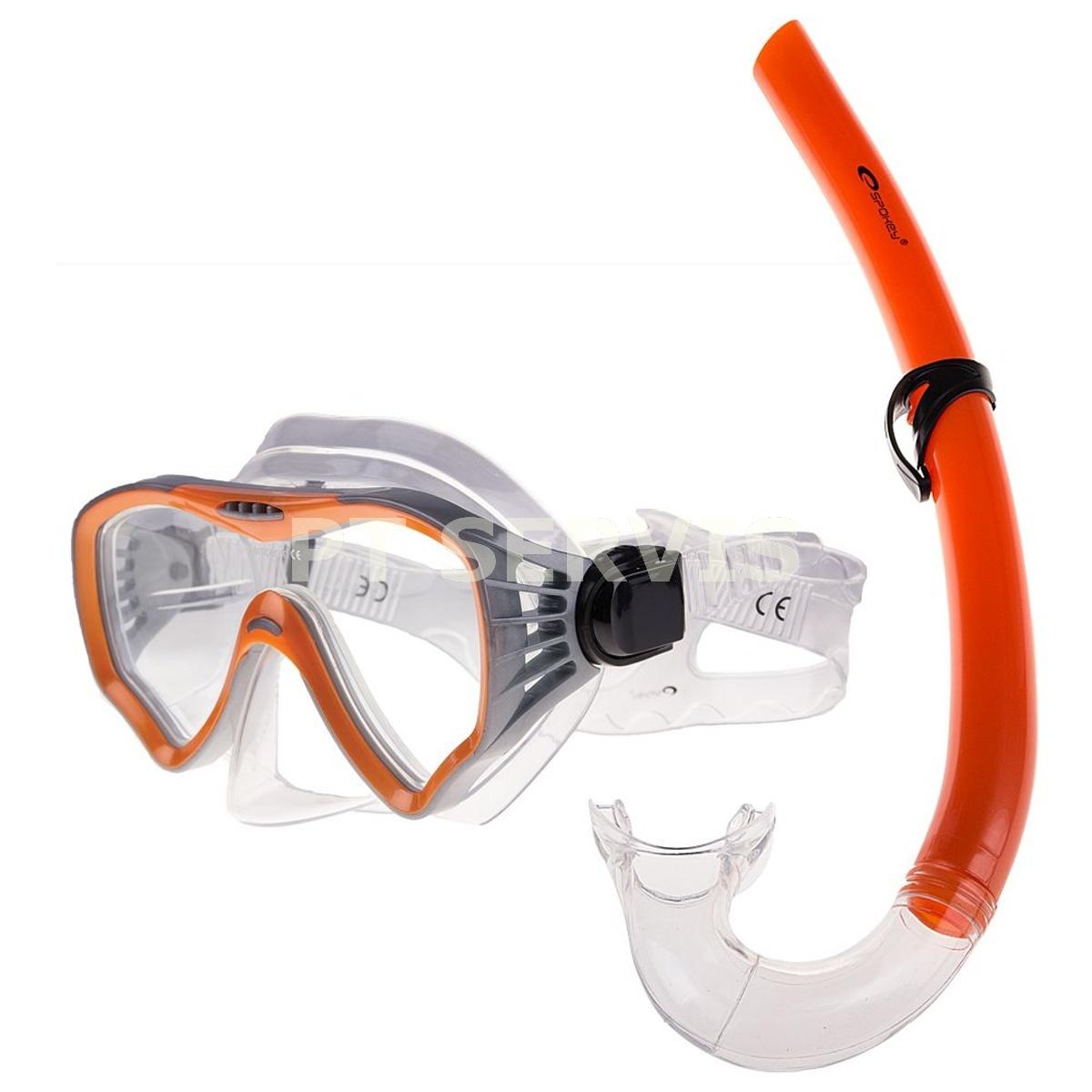 MOANA Sada brýle + šnorchl