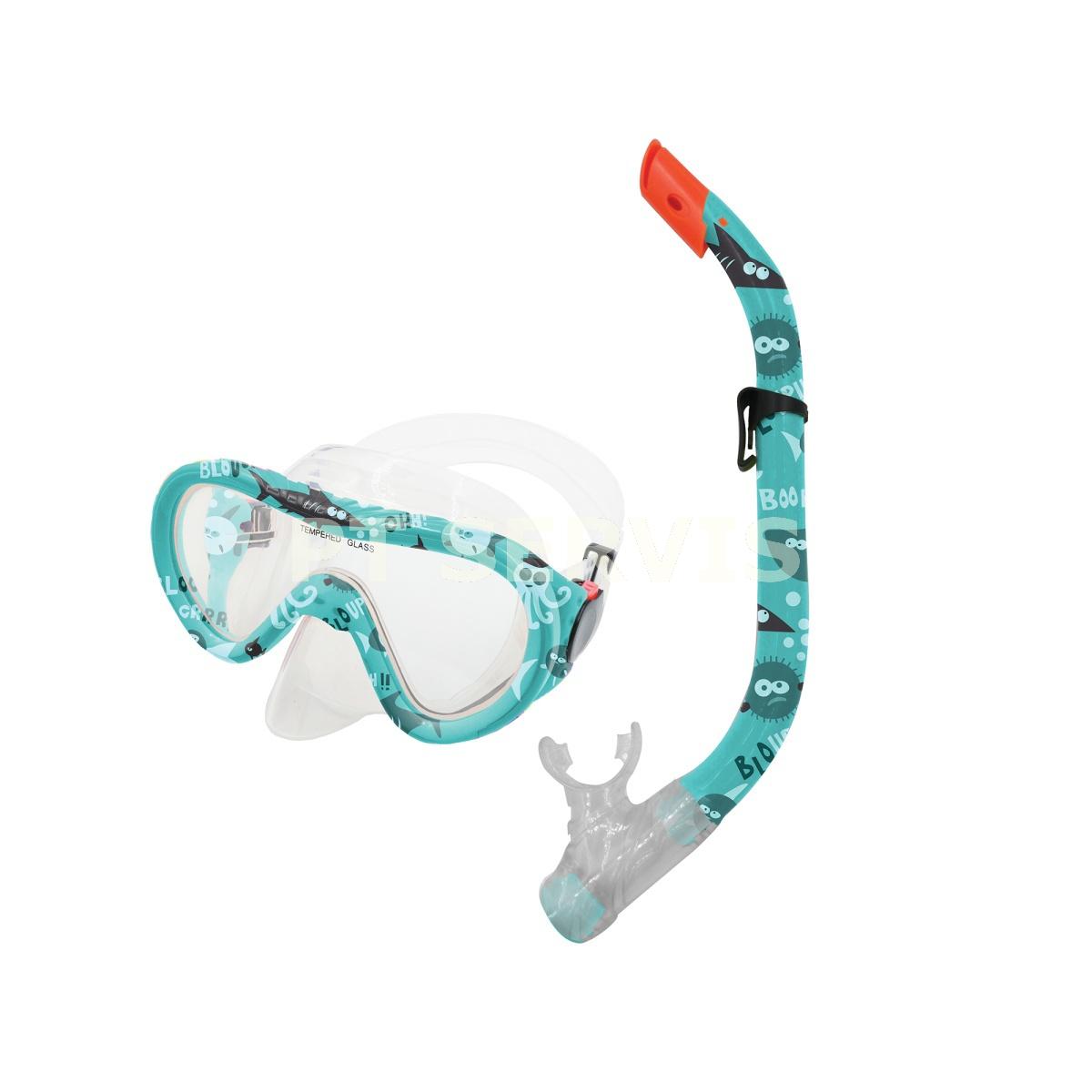 Tahiti junior sada brýle šnorchl