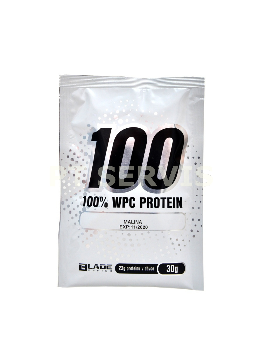 BS Blade 100% WPC protein 30 g
