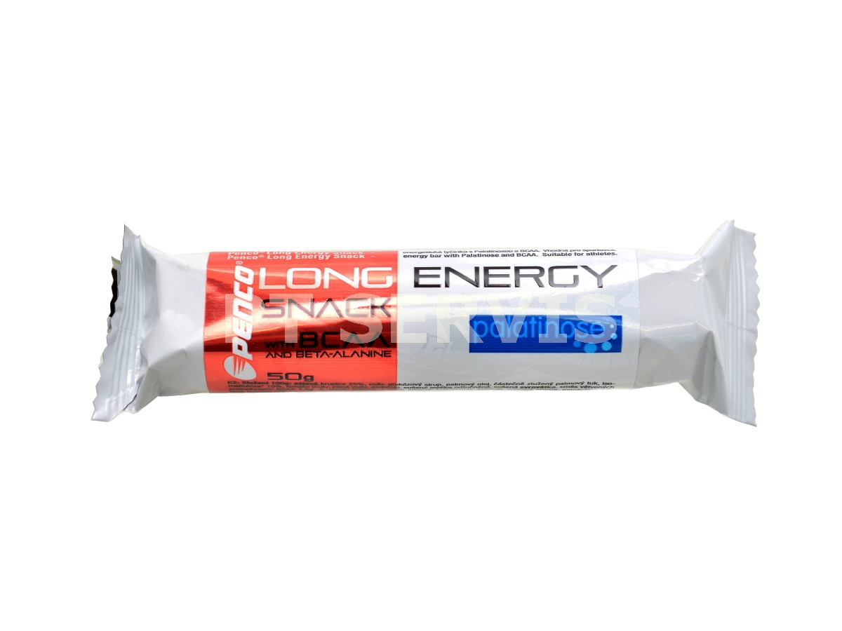Long energy snack with BCAA 50g
