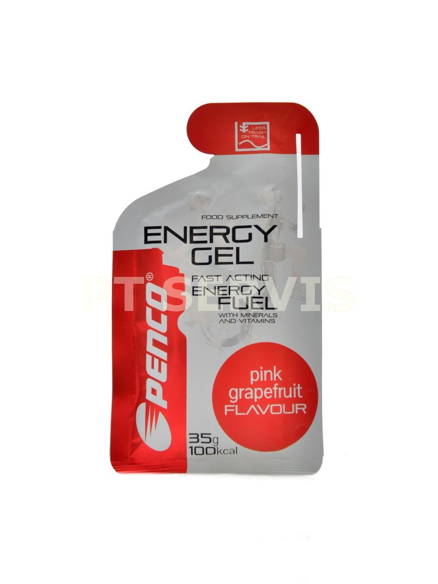 Energy gel 35g pink grapefruit