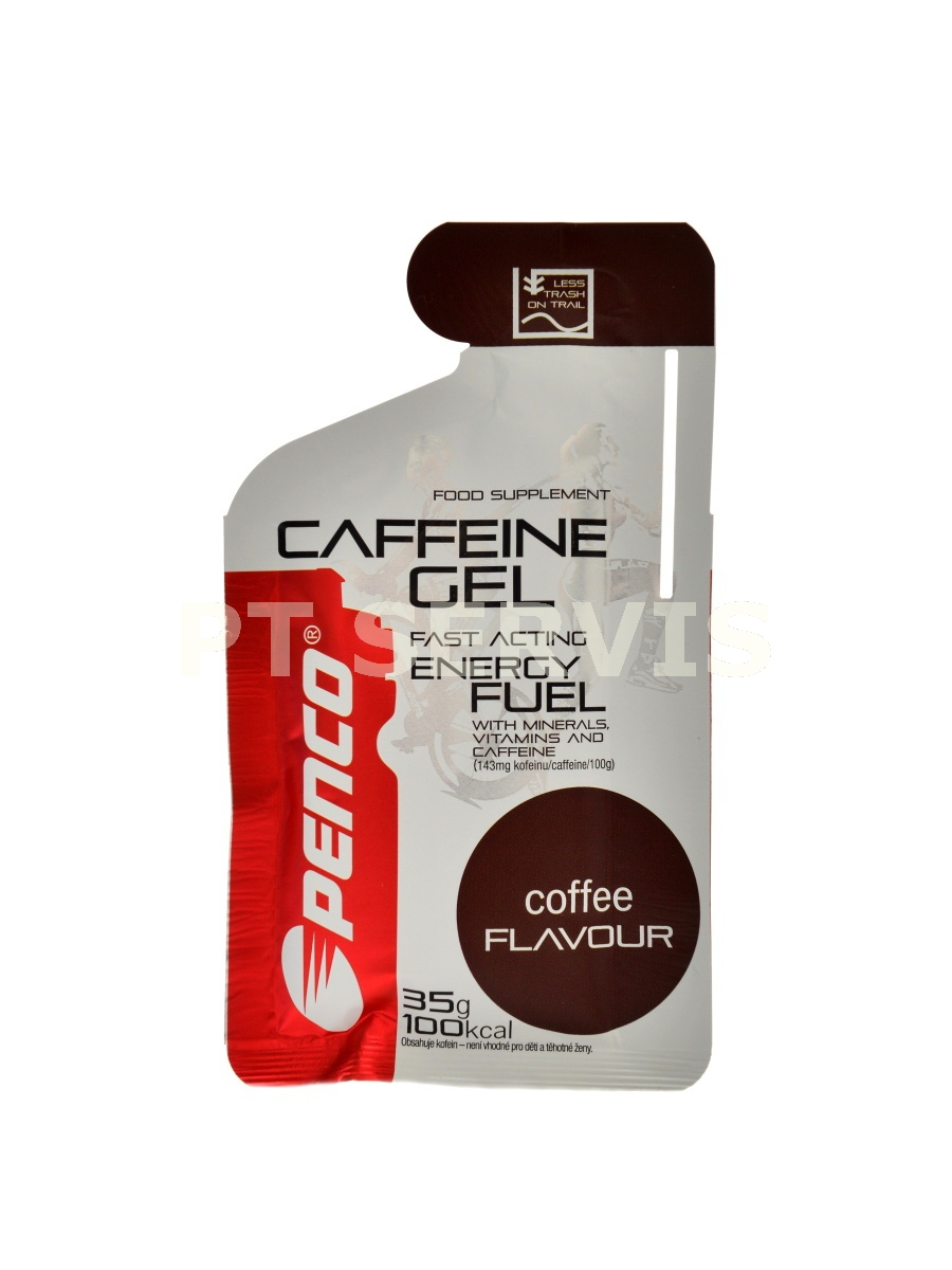 Caffeine gel 35g káva